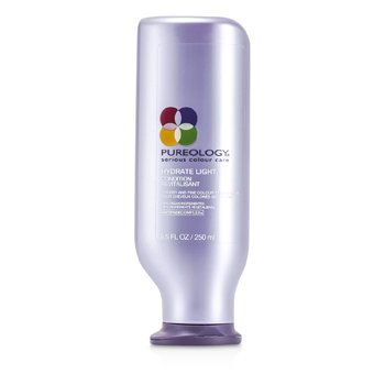 PureologyHydrate Light Condition (For Dry and Fine Colour-Treated Hair) (New Packaging) 250ml/8.5oz