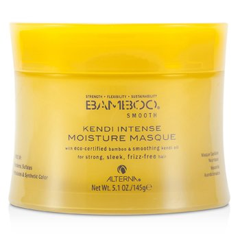 Alterna Bamboo Smooth Kendi Intense Moisture Masque (For Strong& Sleek& Frizz-Free Hair) 150ml/5.1oz