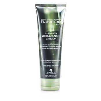 Alterna Bamboo Shine Silk-Sleek Shine Brilliance Cream  125ml/4.2oz