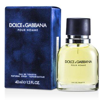 Dolce & GabbanaPour Homme Agua de Colonia Vap. (Versi�n Nueva) 40ml/1.3oz
