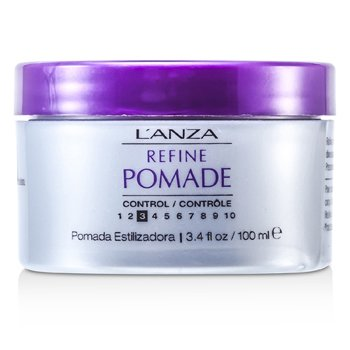 LanzaHealing Style Refine Styling Pomade 100ml/3.4oz