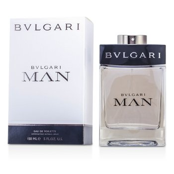BvlgariMan Eau De Toilette Spray 150ml/5oz