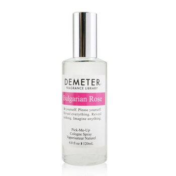 Demeter Bulgarian Rose Cologne Spray  120ml/4oz
