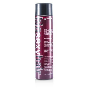 Sexy Hair ConceptsBig Sexy Hair Color Safe Weightless Moisture Volumizing Shampoo (For Flat, Fine, Thick Hair) 300ml/10.1oz