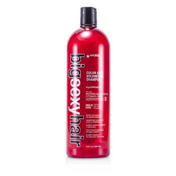Sexy Hair Concepts Big Sexy Hair Color Safe Weightless Moisture Volumizing Shampoo (For Flat, Fine, Thick Hair)  1000ml/33.8oz