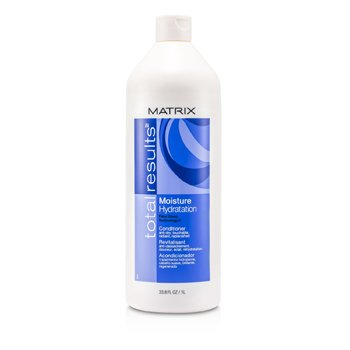MatrixTotal Results Moisture Hydratation Conditioner (For Dry, Dull Hair) 1000ml/33.8oz