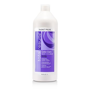 MatrixTotal Results Color Care Shampoo (For Dull, Dry, Color-Treated Hair) (Salon Product) 1000ml/33.8oz