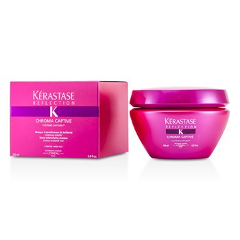 KerastaseReflection Chroma Captive Shine Intensifying Masque (For Colour-Treated Hair) 200ml/6.8oz