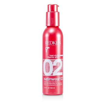 RedkenSatinWear 02 Ultimate Blow-Dry Lotion 160ml/5.4oz