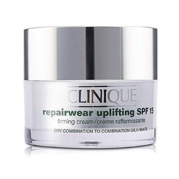 Clinique Repairwear Uplifting Firming Cream SPF 15 (Dry Combination to Combination Oily)  50ml/1.7oz
