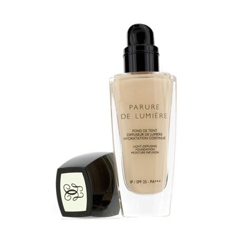 Guerlain Parure De Lumiere Light Diffusing Fluid Foundation SPF 25 - # 31 Ambre Pale  30ml/1oz