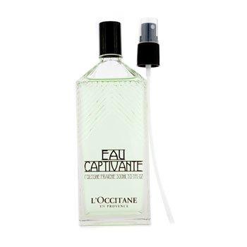 L'Occitane Eau Captivante Eau De Cologne Spray (Originally Without Box)  300ml/10.1oz