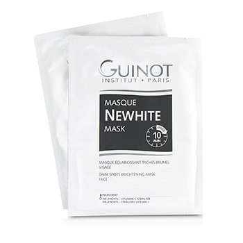 GuinotNewhite Instant Brightening Mask For The Face 7x40ml/1.4oz