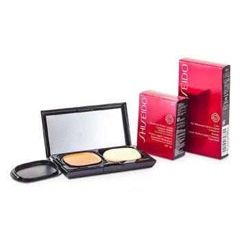 Shiseido Advanced Hydro Liquid Compact Foundation SPF10 (Case + Refill) - I100 Very Deep Ivory  12g/0.42oz