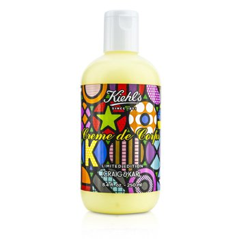 Kiehl'sCreme De Corps - Body Moisturizer (Limited Edition) 250ml/8.4oz