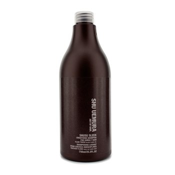 Shu UemuraShusu Sleek Smoothing Shampoo (For Unruly Hair) (Salon Product) 750ml/25.3oz