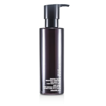 Shu UemuraShusu Sleek Smoothing Conditioner (For Unruly Hair) 250ml/8oz