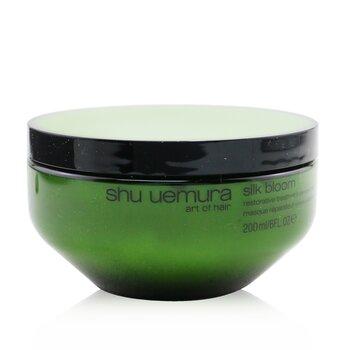 Shu UemuraSilk Bloom Restorative Treatment Masque (For Damaged Hair) 200ml/6oz