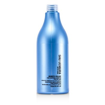 Shu UemuraMuroto Volume Pure Lightness Shampoo (For Fine Hair) (Salon Product) 750ml/25.3oz