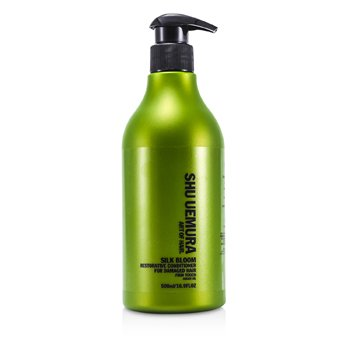 Shu UemuraSilk Bloom Restorative Conditioner (For Damaged Hair) 500ml/16.9oz