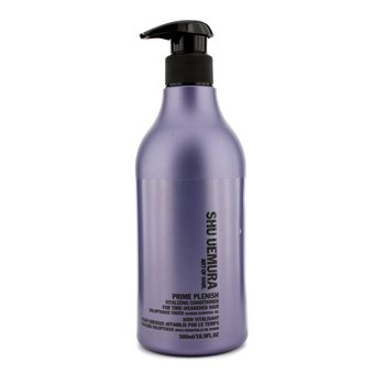 Shu Uemura Prime Plenish Vitalizing Conditioner (For Time-Weakened Hair) (Salon Product)  500ml/16.9oz