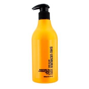Shu UemuraMoisture Velvet Nourishing Conditioner (For Dry Hair) (Salon Product) 500ml/16.9oz