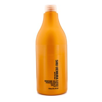 Shu UemuraMoisture Velvet Nourishing Shampoo (For Dry Hair) (Salon Product) 750ml/25.3oz