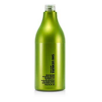 Shu UemuraSilk Bloom Restorative Shampoo (For Damaged Hair) (Salon Product) 750ml/25.3oz