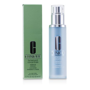 CliniqueTurnaround Concentrate Renovador de Resplandor 50ml/1.7oz