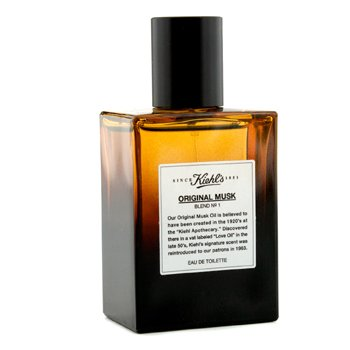 Kiehl's Musk Eau De Toilette Spray  50ml/1.7oz