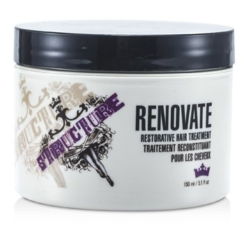 JoicoStructure Renovate Tratamiento Restaurador Renovador 150ml/5.1oz