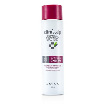 JoicoCliniscalp Purifying Scalp Cleanse (For Chemically-Treated Hair) 300ml/10.1oz