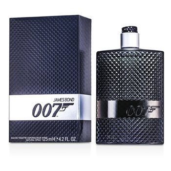 James Bond 007 Agua de Colonia Vap.  125ml/4.2oz