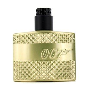 James Bond 007 Eau De Toilette Spray (Limited Edition Gold) 50ml/1.6oz men s fragrance