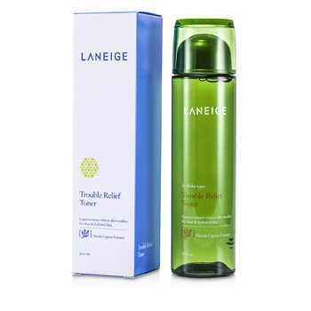 LaneigeTrouble Relief Toner (For Clear & Hydrated Skin) 200ml/6.7oz
