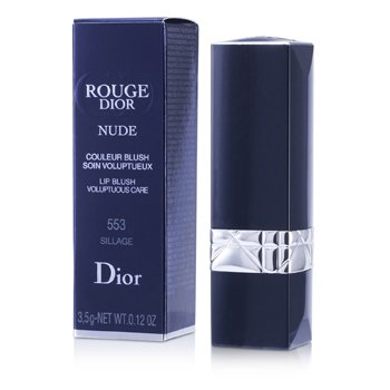 Christian DiorRouge Dior Nude M�iPhấn M� Hồng Voluptuous Dưỡng Lipcolor3.5g/0.12oz