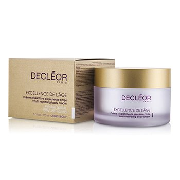 DecleorCreme p/ o corpo Excellence De L'Age Youth Revealing Body Cream 200ml/6.7oz
