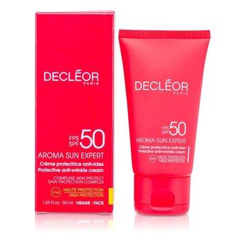 DecleorCreme anti-rugas Aroma Sun Expert Protective Anti-Wrinkle Cream High Protection SPF 50 50ml/1.69oz