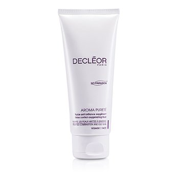 DecleorAroma Purete Shine Control Oxygenating Fluid (Salon Product, For Combination/ Oily Skin) 100ml/3.3oz