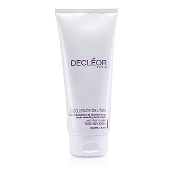 DecleorExcellence De L'Age Youth Revealing Body Cream (Salon Product) 200ml/6.7oz