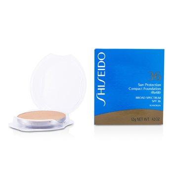 ShiseidoBase Compacta Protecci�n Solar SPF 36 Repuesto12g/0.42oz