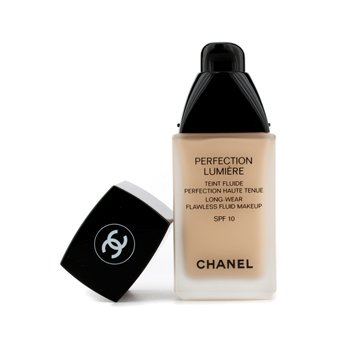 Chanel Perfection Lumiere Long Wear Flawless Fluid Make Up SPF 10 - # 25 Beige  30ml/1oz