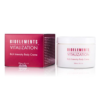 BioelementsVitalization Rich Intensity Body Cream 236ml/8oz