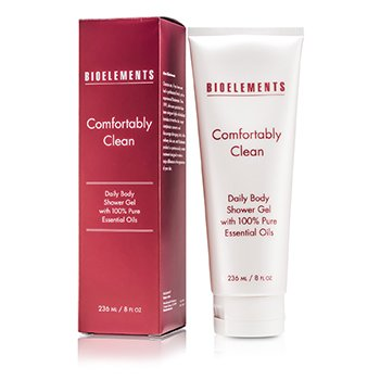 BioelementsComfortably Clean Daily Body Shower Gel 236ml/8oz