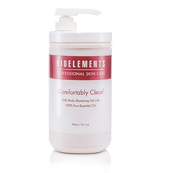 BioelementsComfortably Clean Daily Body Shower Gel (Salon Size) 946ml/32oz