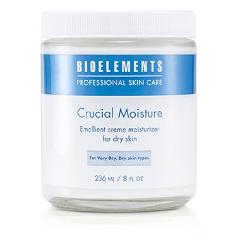 BioelementsCrucial Moisture (Salon Size, For Dry Skin) 236ml/8oz