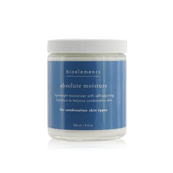 Bioelements Absolute Moisture (Salon Size  For Combination Skin) 236ml/8oz