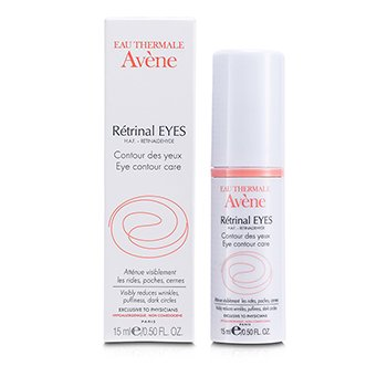 AveneCreme Retrinal Eyes Eye Contour Care 15ml/0.5oz