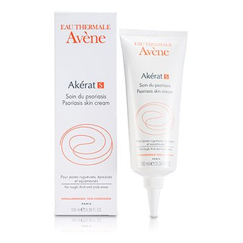 AveneCreme p/ pele Akerat S Psoriasis Skin Cream 100ml/3.38oz