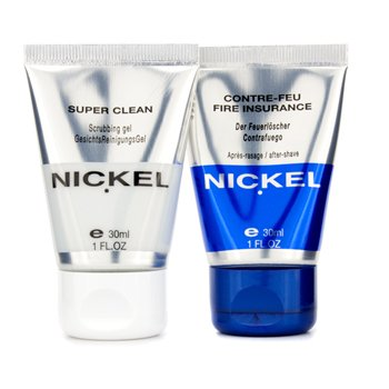 Nickel Travel Set: Super Clean 30ml/1oz + Fire Insurance 30ml/1oz  2pcs